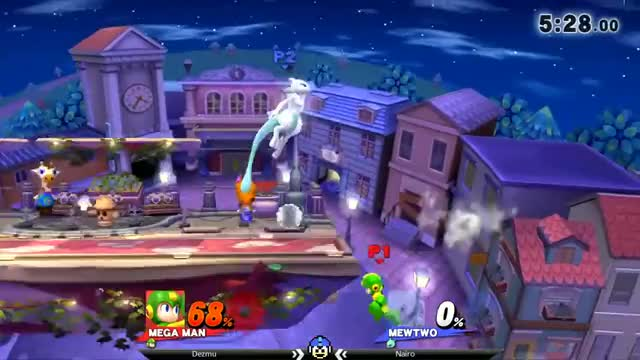 Super clean Mewtwo string by Nairo