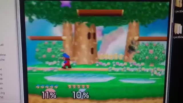 The Z's Isai-esque Mario combo