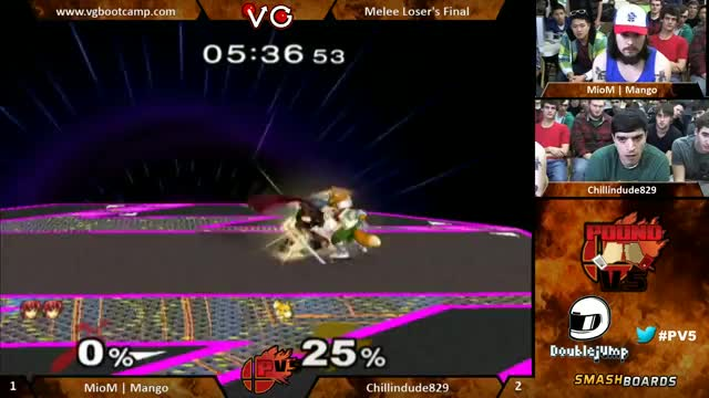 Mango with the JUICY mid-air Bair reverse into the perfect Dair on chillin's fox.