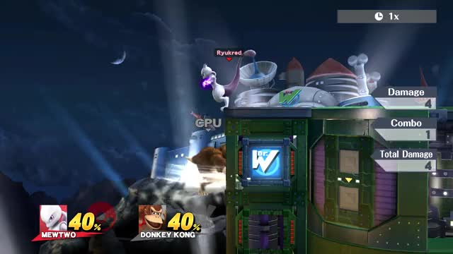 Mewtwo can do some cool stuff with ledge trump scar jump/wall jump