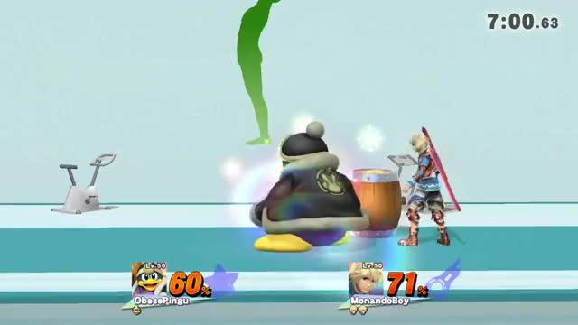"Amiibo sure do have ""impressive"" AI"