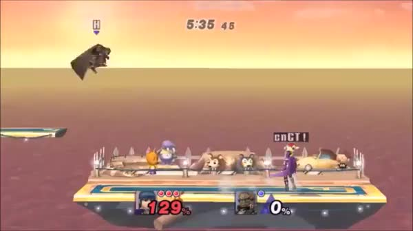 Get outplayed Ganon, this is Marth's domain.