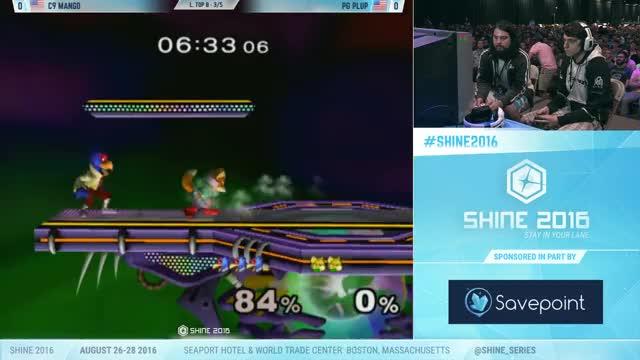 [Falco] Mango with the filth at Shine 2016