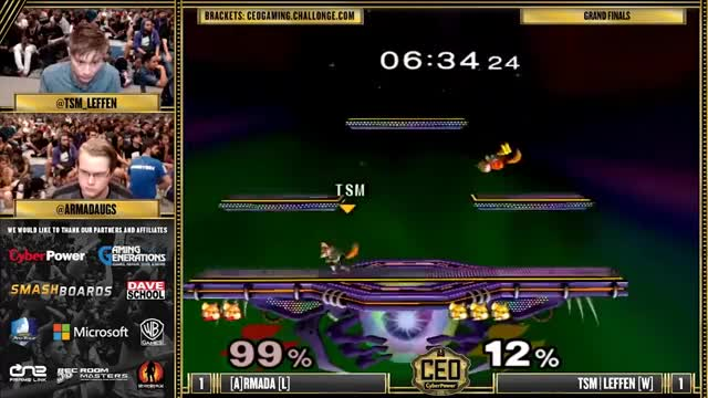 Armada with the Shine-bair dismantles Leffen