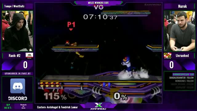 Westballz's Falcon Ends a Man's Life