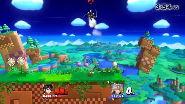 [Wii U/3DS] Quick Dark Pit 0 – Death