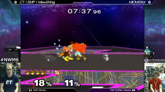 SFAT gets exposed by Mew2King's Roy