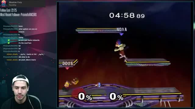 Mario Z to D