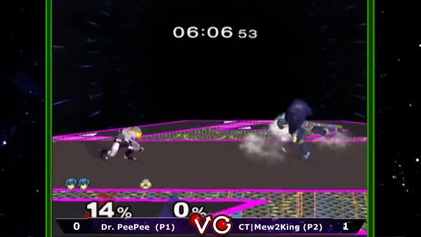 M2K with some chain shenanigans against PPMD.