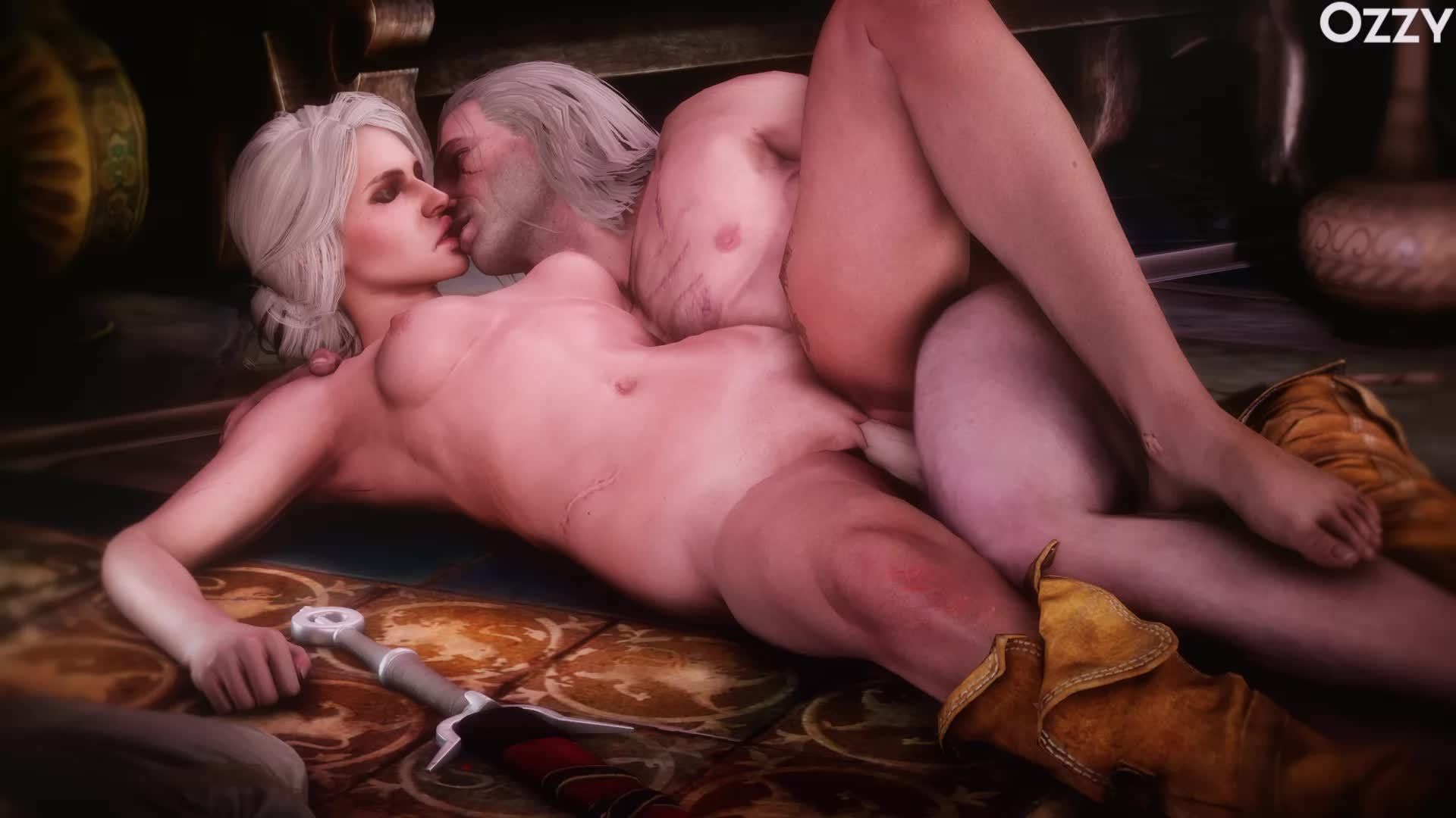 The witcher 3 porn gif erotic tube