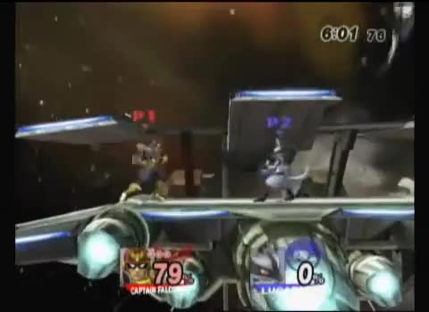 The rare quadruple Knee by Champ. Happy Brawl Day!