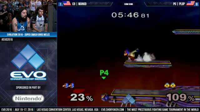Plup covers Mango's recovery with a beautiful combo