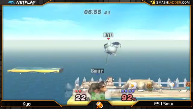 Incredibly Inefficient DK Combo