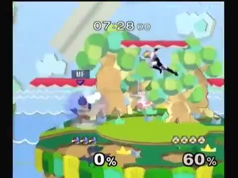 KirbyKaze making short work of HMW's Falco