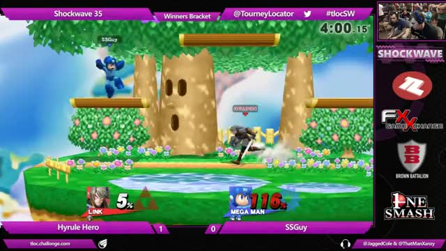 Nice Link edgehog to spike.