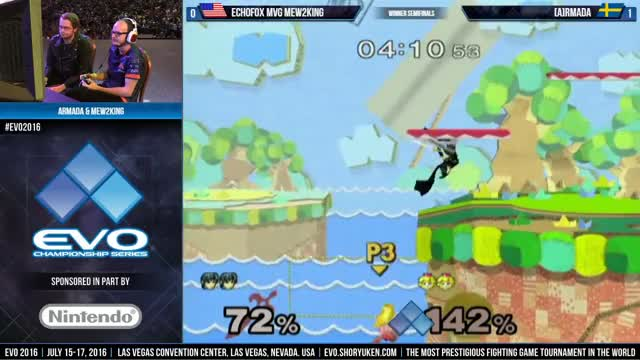 """""""How to Edgeguard Peach"""" by Mew2King"""