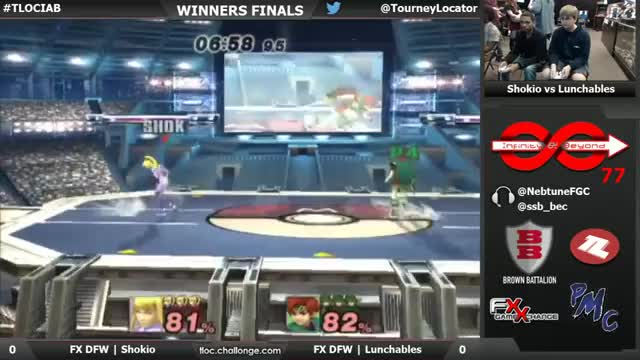 Nice Roy play by Lunchables.
