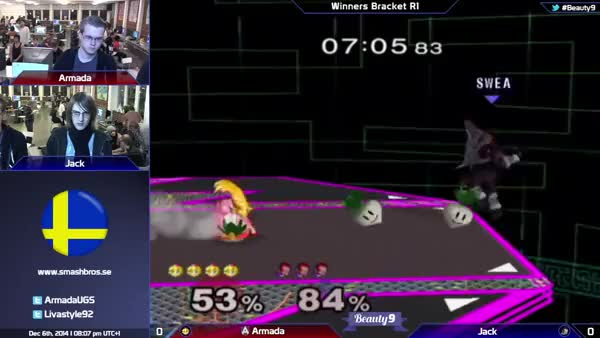 Armada Wrecks with a Stitch Face Turnip (B9)