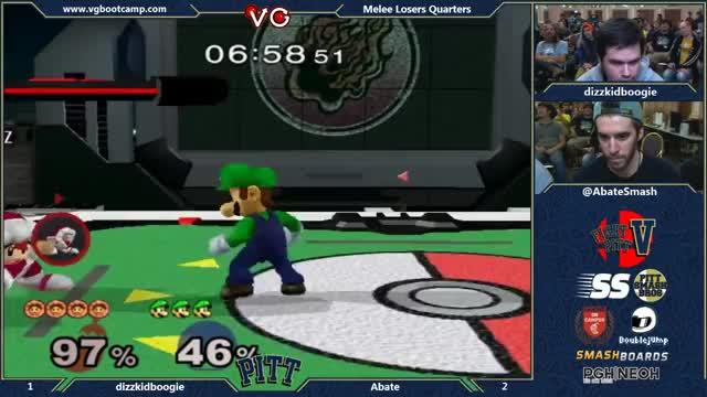 Luigi on Ice