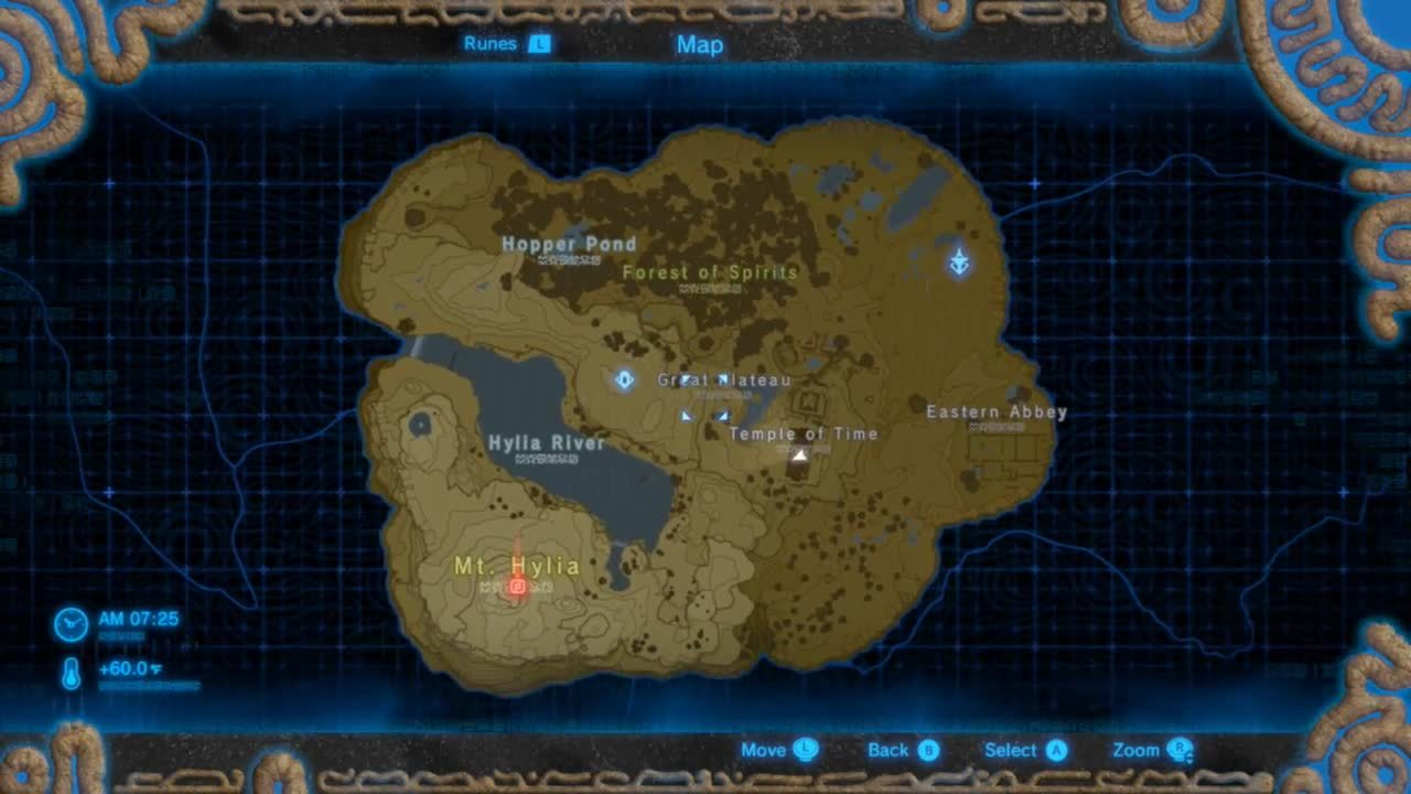 Bomb fishing in zelda rebrn zelda e3 2016 breath of the wild is huge the plateau gumiabroncs Images