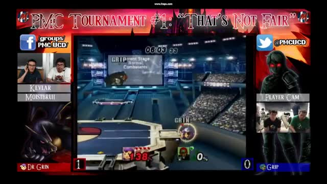 PSA: Don't crouch cancel Ness down tilt.