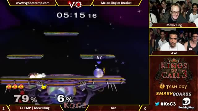 M2K is shocked