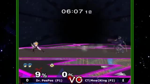 M2K and PP with some high level melee