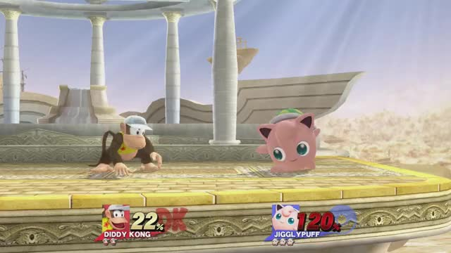 A satisfying Jigglypuff combo