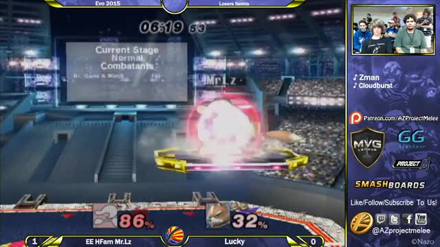 Really insane G&W Combo by Mr. L