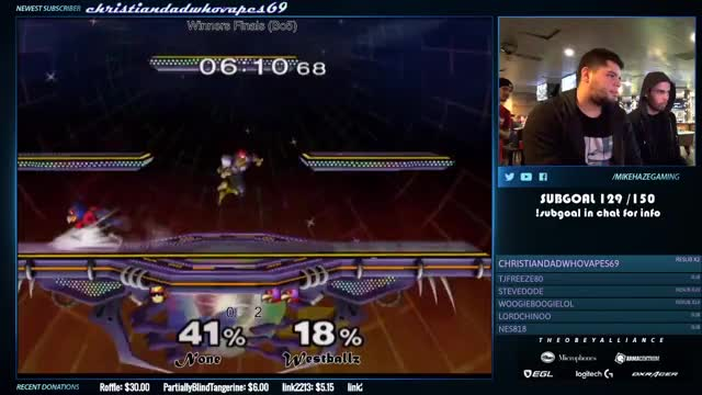 Westballz sliding into n0ne's DMs