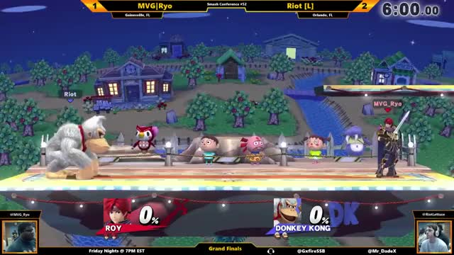 Roy Ken Combo by Ryo in Grand Finals