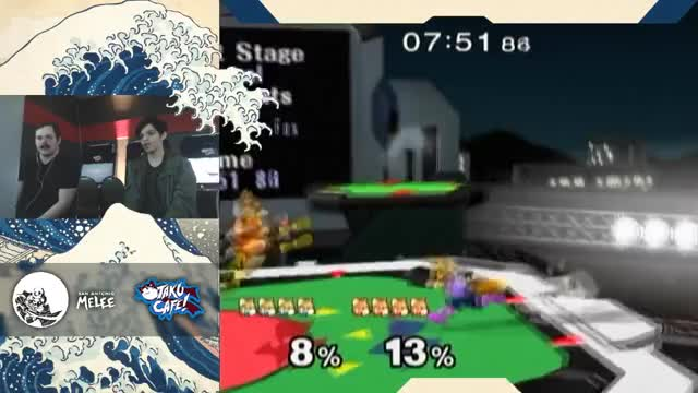 Nutty double fair Fox combo