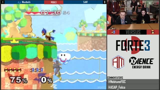 Westballz trying to end SJKF's career