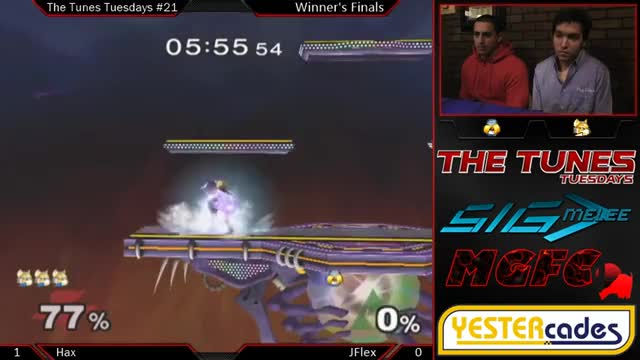 Hax plays the Fox Sheik Match UP
