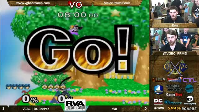 PPMD gimps his opponent in the first 8 seconds of a match – brutal
