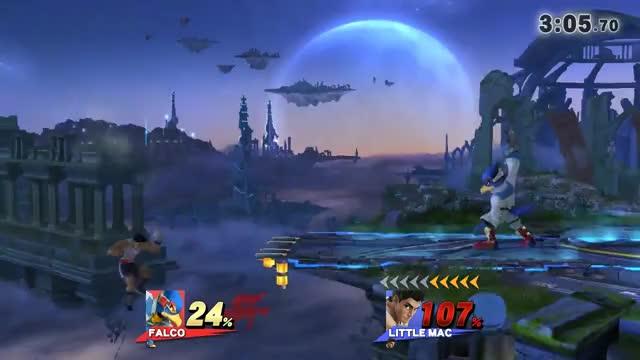 Who said Smash 4 Falco Lazors are useless?