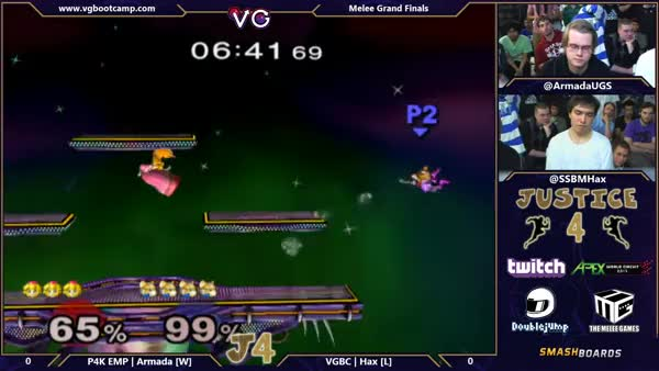 Shines Against Humanity – Part II: Armada vs. Hax @ Justice 4