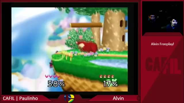 Amazing Alvin DK combo