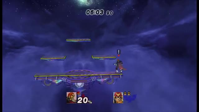 Here we see a wild Ganondorf asserts his dominance in an instinctual dance of power.
