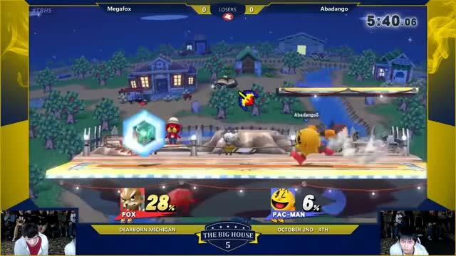 Abadango 59% Pac-Man Combo (TBH15)