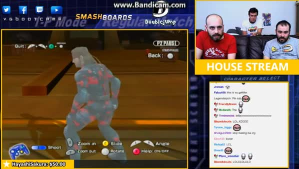 GimR's crew vs blue Yoshi | (bonus gif in comments)