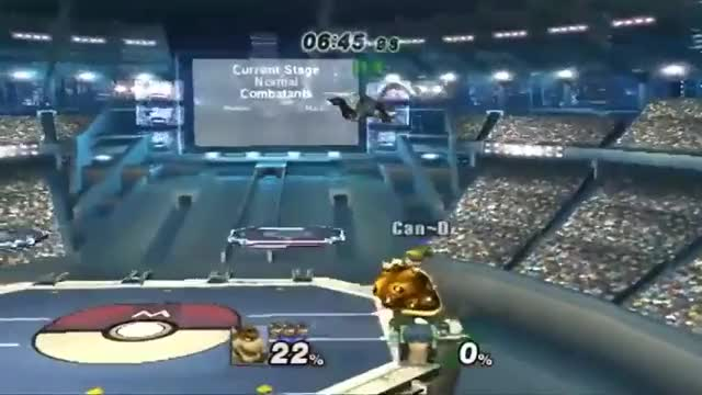 My favourite f-smash into my least favourite edgeguard.