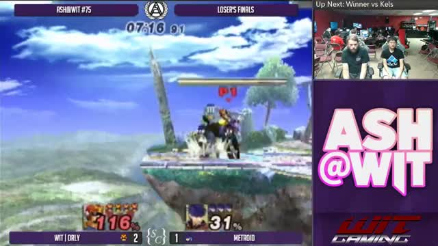 Metroid with the insane option coverage