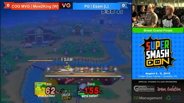 M2k with the optimal Recovery vs ESAM