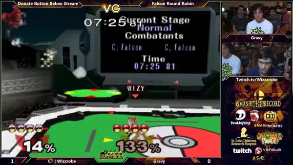 How to punish a whiffed edgeguard