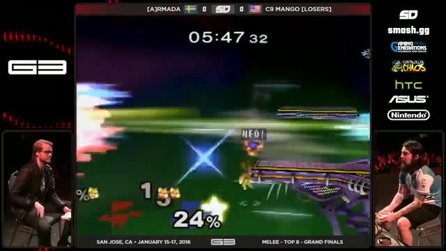Mang0's zero-to-death on Armada
