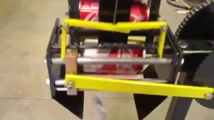 Another Mechanical Can Crusher... in Dual Action