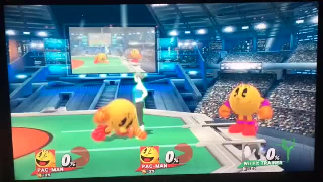 The Return of the Pac Man Glitches