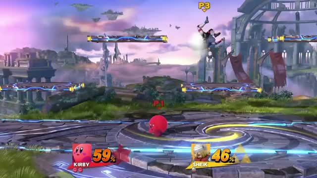 Septuple Kirby Backflip