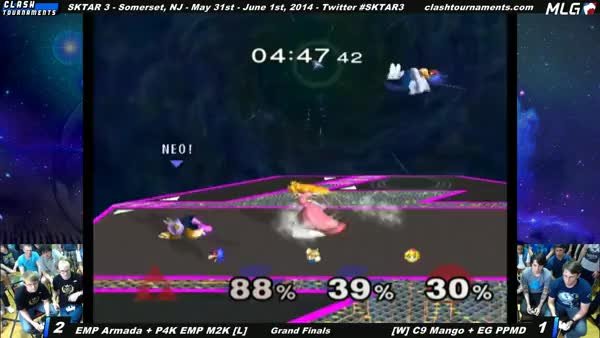 PP's and Mango's amazing team-combo on Armada (Sktar 3)